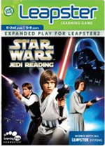 Star Wars Jedi Reading EP for Leapster 2