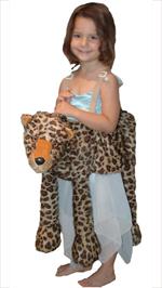 Kids Safari Wrap'n'Ride Leopard