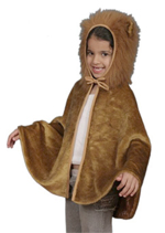 Kids Safari Lion Cape