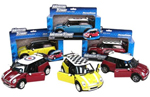 Motor Zone PushN'Go Mini Car