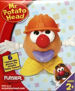 Junior Potato Head - Orange hat (Construction worker)