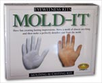 Mold-It Hand Molding and Casting Kit