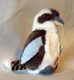 Blue-Winged Kookaburra 13cm Musical