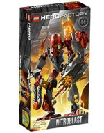 LEGO® HERO FACTORY - Nitroblast - 2194