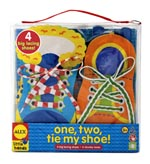 One Two Tie My Shoe