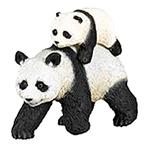 Papo Panda Bear & Baby