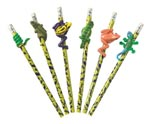Reptile Pencil Topper