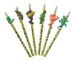 Reptile Pencil Topper