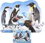 Antartic Penguin 50 Piece Floor Puzzle.