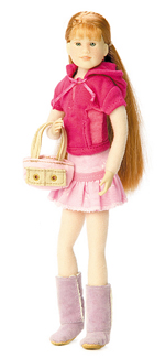 Pink Hoodie - Outfit