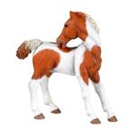 Papo - Pinto Foal - Biting