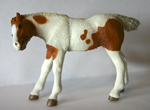 Papo Pinto Foal