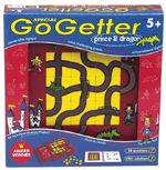 Go Getter Prince and Dragon Logic Game
