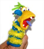 Finger Puppet - Ringo