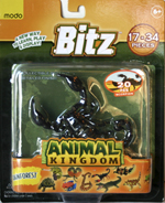 Bitz™ Animal Kingdom - Scorpion 20 pcs