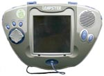Leapster game system - Silver