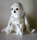 Snowy Owl 30cm