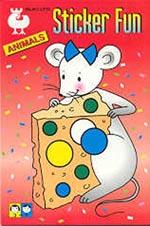Animals Sticker Fun