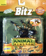 Bitz™ Animal Kingdom - Tarantula 23 pcs