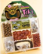 Tiki Treasures shell and Bead kit
