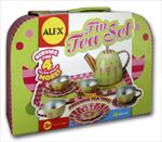 Tin Tea Set by Alex