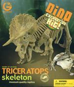 Geoworld Triceratops Skeleton Excavation Kit