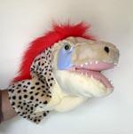 Utahraptor Hand Puppet
