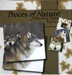 Planet Zoo - Pieces of Nature - Wolf Pack - Matching Game.