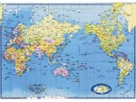 Map of the World 140 pc puzzle.