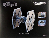 "Hot Wheels 6"" Star Wars Imperial Tie Fighter Episode V Empire Strikes Back"