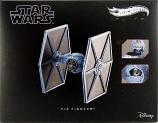 "Hot Wheels 6"" Star Wars Imperial Tie Fighter Episode V Empire Strikes Back"