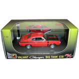 Chrysler Valiant Charger Big Tank E38 R/T 1:32 Hemi Orange