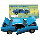 Chrysler Valiant Charger XL VJ 1:32 Super Blue