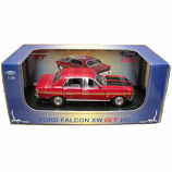 Ford Falcon XW GTHO 1:24 Scale Candy Apple Red