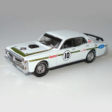 Aussie Road Ragers 1972 XY GT Super Ford Falcon raced by Ian 'Pete' Geoghegan 1:64 Diecast Model Car