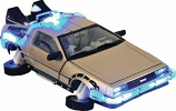 Back to the Future 2 DeLorean Time Machine 1:15 MK11 with SFX
