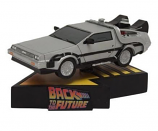 "Back to the Future Delorean Premiun Motion 7"" Statue"