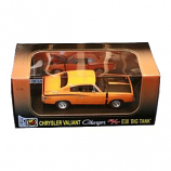 Chrysler Valiant Charger Big Tank E38 1:24 Vitamin C