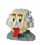 NANOBLOCK Einstein - Construction Block Set NBCC-057 Bust