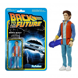BACK TO THE FUTURE Marty McFly ReAction Figure Funko 3915