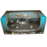 Chrysler Valiant Charger XL VJ 1:32 Ebony Black