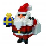 NANOBLOCK Christmas Santa Nano Block