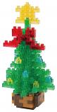 NANOBLOCK Christmas Tree - Construction Block Set NBC-155