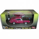 Chrysler Valiant Charger Big Tank E38 R/T 1:32 Magenta