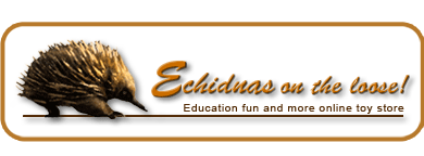 Echidnas on the loose Logo